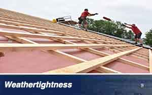 Weathertightness Products